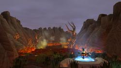 Fire Canyon 1