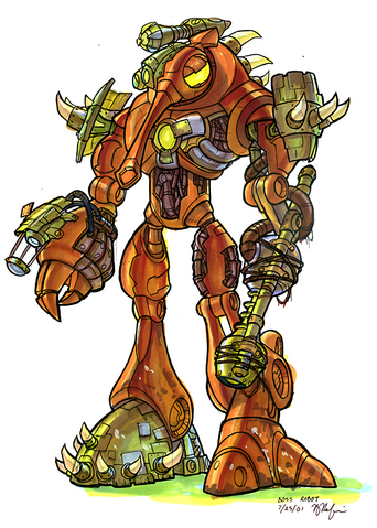 File:Gol and Maia's Precursor robot concept art.png