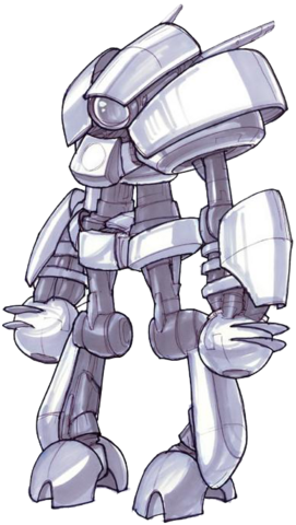 File:Roboguard from Jak II concept art.png