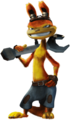 Daxter from Jak X promo render.png