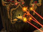 Veger's Precursor robot firing lasers
