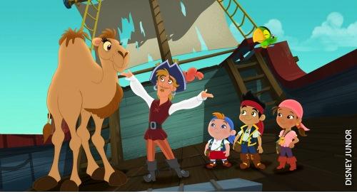 File:Captain Flynn,Camille and Jake's Crew.jpg