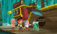 Bucky with Jake&crew-Bucky's Treasure Hunt01
