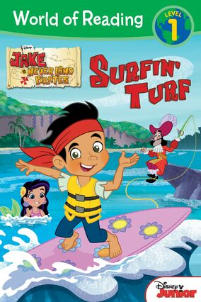 Surfin' Turf book