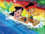 Marina&Jake-Surfin' Turf book