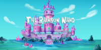 The Rainbow Wand