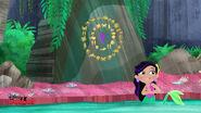 Marina-sleeping mermaid12