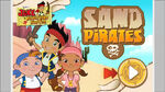 Jake&crew-Sand Pirates game01