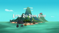 Little Red Riding Hook!