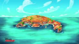 King Crab Island