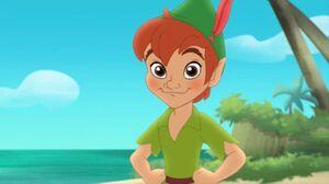 Peter Pan-Peter Pan returns