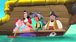 Hook&Crew-Jake and Sneaky Le Beak!