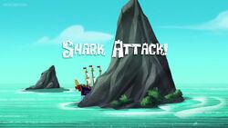 Shark attack-titlecard