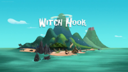 Witch Hook titlecard