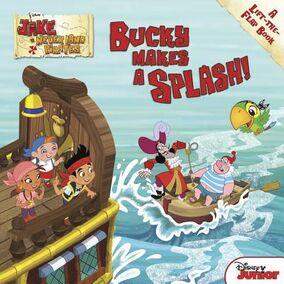 Bucky Makes a Splash!