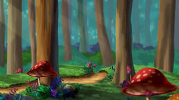 Big tree forest-Happy Hook Day!01