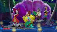 HookCoralieSharky&Bones-The Mermaid Queen's Voice