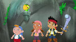 Jake&crew-Jake's Mega-Mecha Sword12