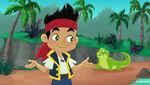 Jake&Tick Tock-Jake's Never Land Pirate School