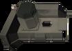 Green Ramshackle Engine
