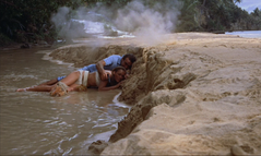 Dr. No - Bond and Honey hide
