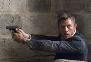 Quantum of Solace - Bond 5