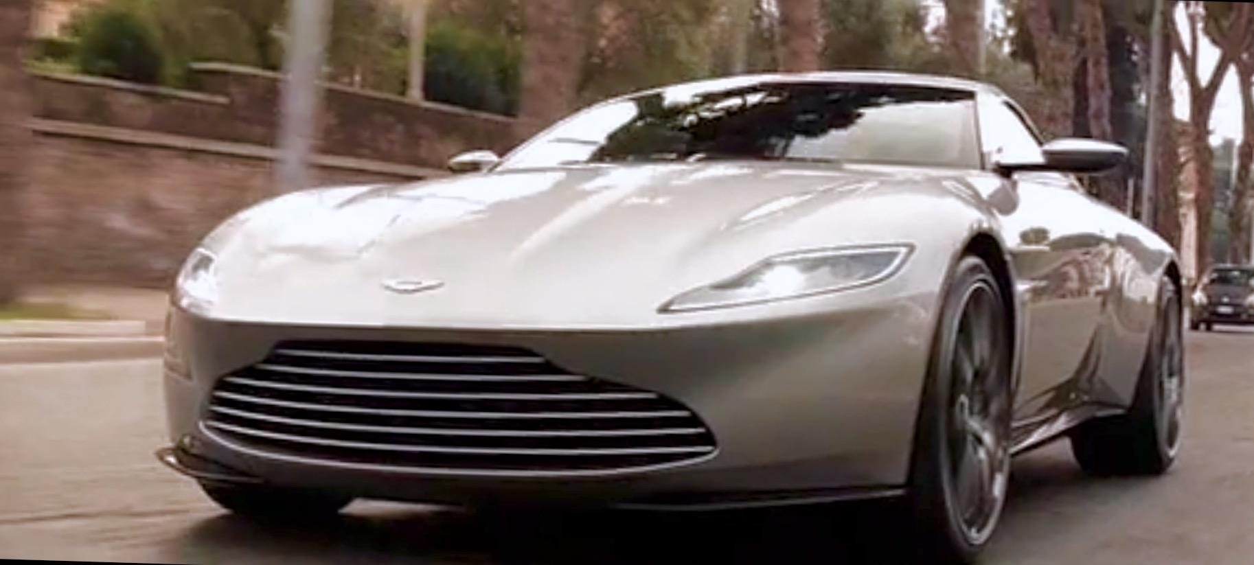Spectre Aston Martin Db Idea Di Immagine Auto - Aston martin wiki