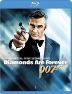 Diamonds Are Forever (2012 50th anniversary Blu-ray)