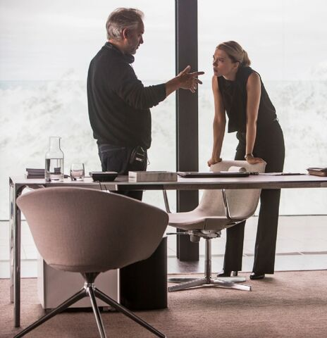 File:Lea Seydoux and Sam Mendes.jpg