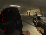 HS-90 in game (GoldenEye - Rogue Agent)