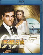 Live and Let Die (2008 Blu-ray)