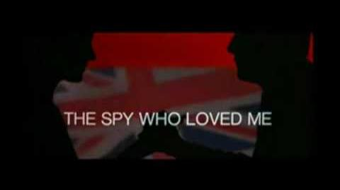 1977 - James Bond - The spy who loved me title sequence