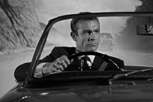 Bond Driving (Dr. No)