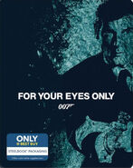 For Your Eyes Only (2015 Blu-ray SteelBook)