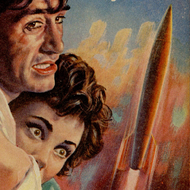 Moonraker (rocket) - Great Pan Paperback cover (1)
