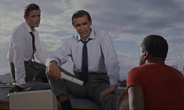 File:Dr. No - Bond, Felix, and Quarrel.png