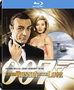 From Russia with Love (2008 Blu-ray)
