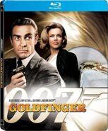 Goldfinger (2009 Blu-ray SteelBook)