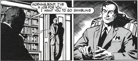 Casino Royale (comic strip) -1-