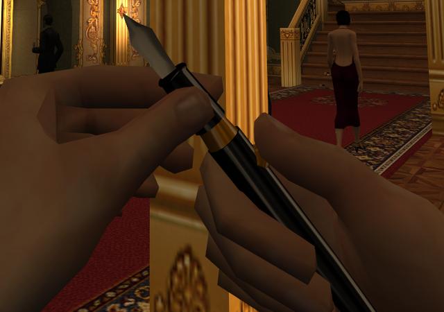 File:Dart Pen, active (Nightfire, PC).png