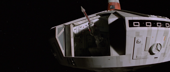 Drax's space station laser (Moonraker)