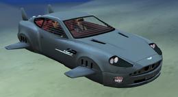 Submersible V12 Vanquish (Nightfire, GC)