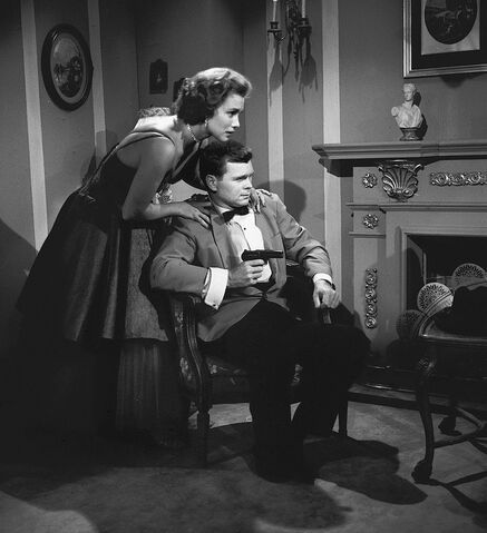 File:Barry Nelson and Linda Christian (Casino Royale, 1954).jpg