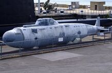 Victor-III submarine prop (2) - The World Is Not Enough