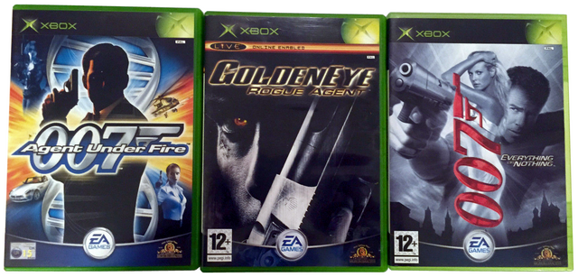 File:James Bond Xbox game cases.png