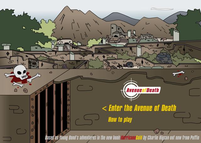 File:Avenue of Death menu.PNG