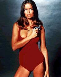 Barbara bach publicity shoot 2