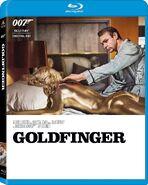 Goldfinger (2015 Blu-ray)