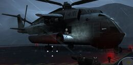 EMP-hardened helicopter 1 (GoldenEye 2010)