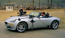 BMW Z8 Camera Car